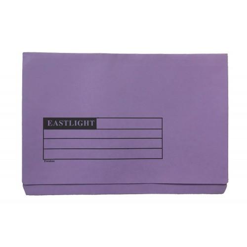 Eastlight Full Flap Folder Mauve / Purpl