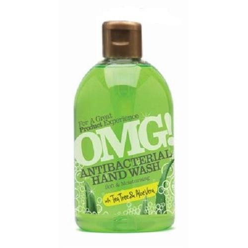 OMG Antibacterial Hand Soap 500ml 0604398