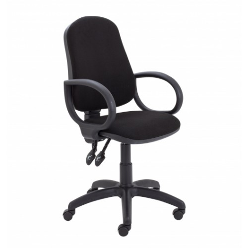 High Back Chair Black