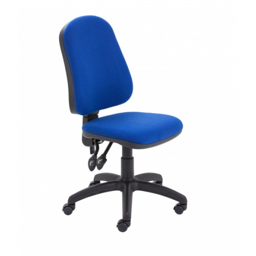 High Back Chair Royal Blue