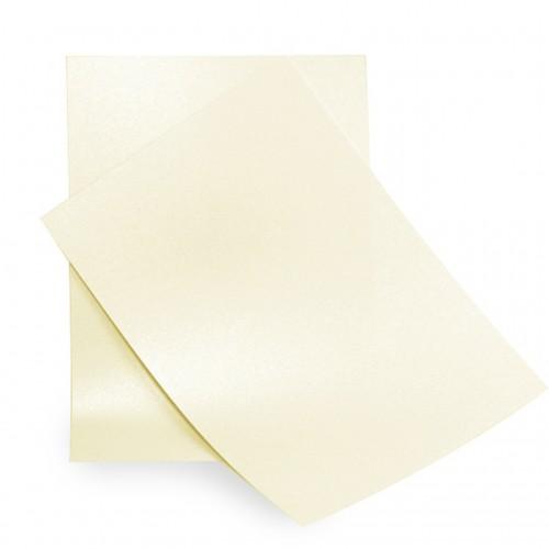 A4 80gsm Pastel Cream Paper
