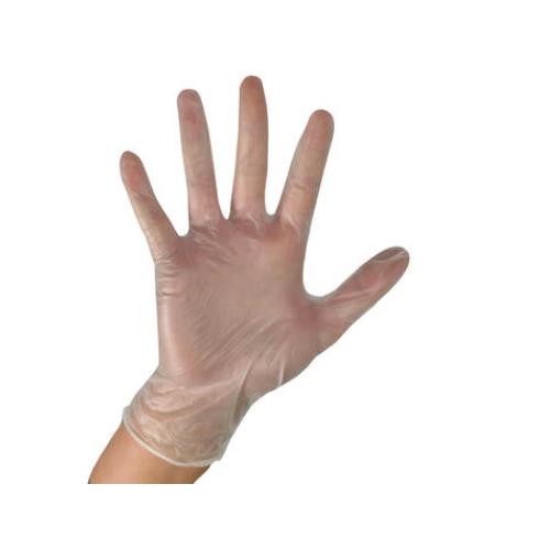 Vinyl Powder Free Gloves Pack 200** Large