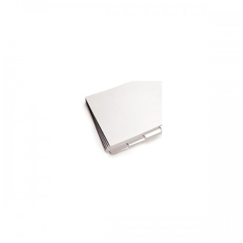 Index A4 5 part White TA4PL-5FC