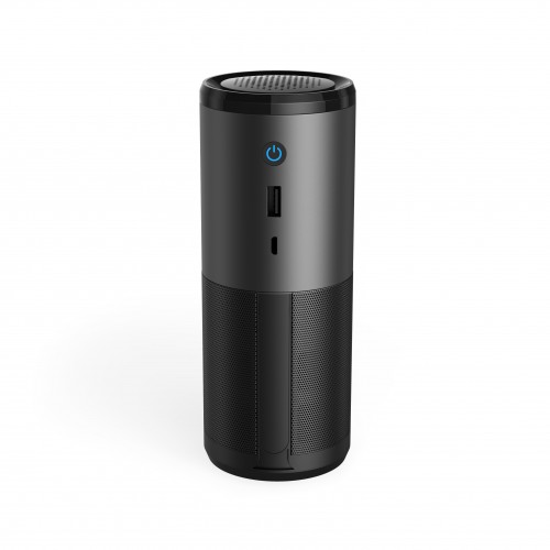 Protec UV-C Clean Air - neutralises upto 99.99% of airborne viruses, bacteria and other Portable - Powered by USB