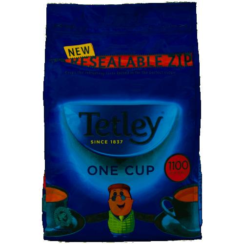Tetley 1Cup TeaBag Pk1100