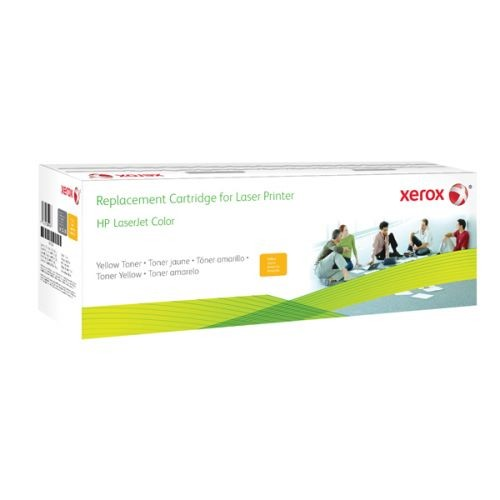 Xerox HP Yellow 006R03184 CF212A