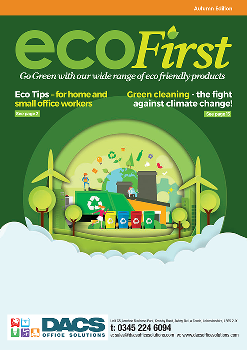 EcoFirst Product Mailer - 2021 Q3