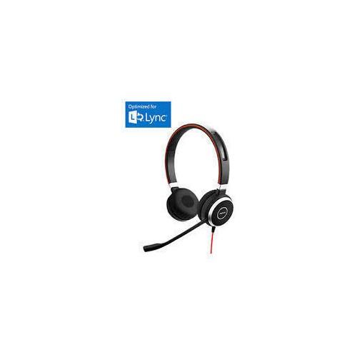 Jabra EVOLVE 40 UC Duo, Busylight Headset