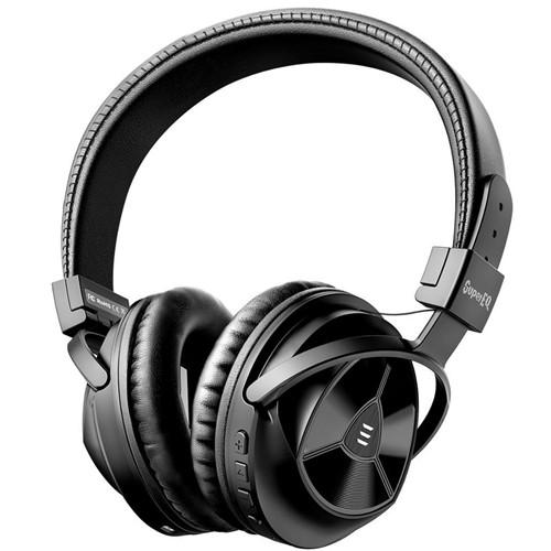 Eksa E1 Extreme Bass Stereo Bluetooth Headphones - Black (In Stock)