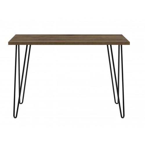 Owen Retro Desk - Walnut