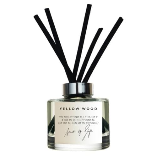 YELLOW WOOD REED DIFFUSER 165ML