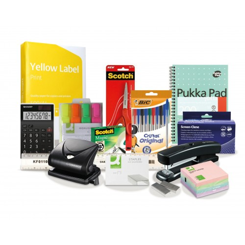 Home Office Stationery Box