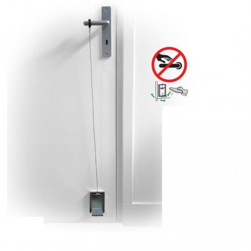 Protect Open Foot Controlled Door Access (Pack of 2)
