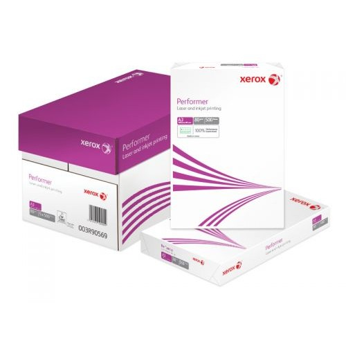 Xerox A3 Performer Paper 80gsm Paper Pk5