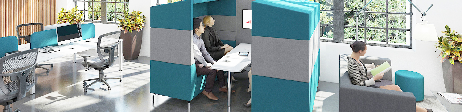 Furniture for Social Spaces