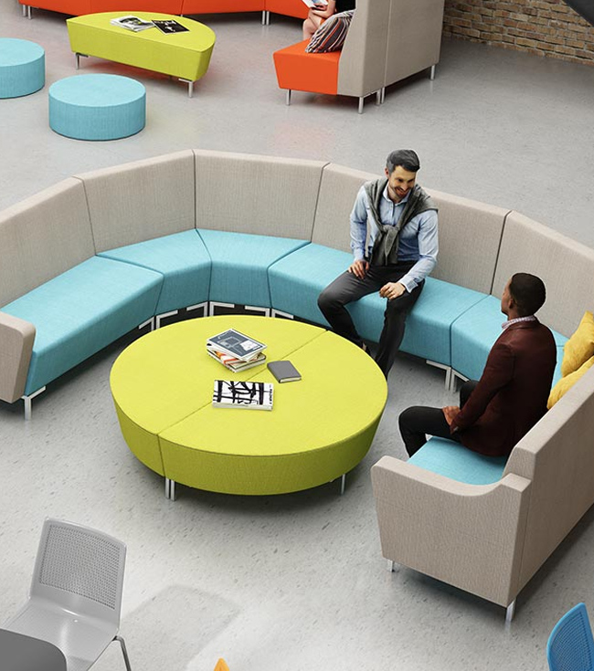 Social Spaces - Soft Seating