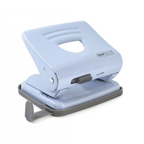Rapesco Powder Blue Desktop Supplies Bundle Offer