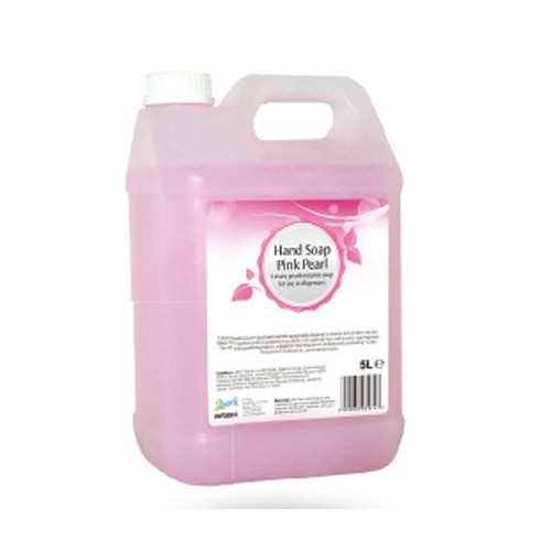 5 Star Facilities Lotion Hand Soap Pearlised Pink 5 Litre