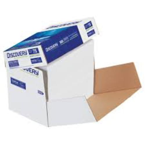 Discovery Eco Efficiency A4 70gsm Fast Pack Box Unwrapped