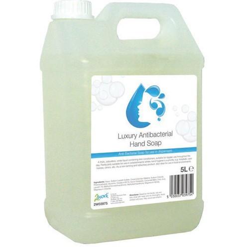 Bacterial Hand Soap (Case 2x5Litre Btl)