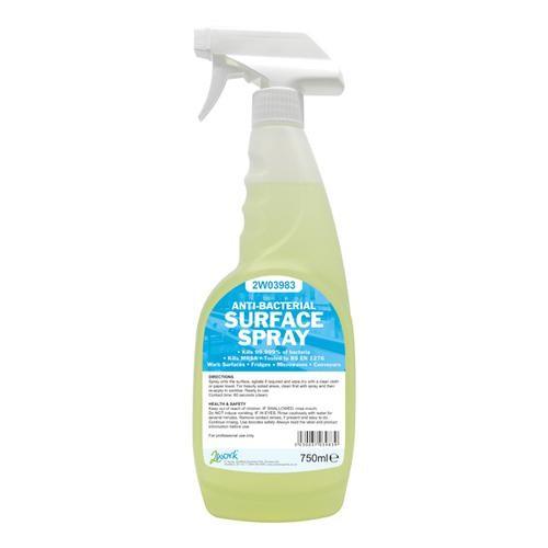 AX Bacterial Cleaner (Case 6, 750ml Btl)