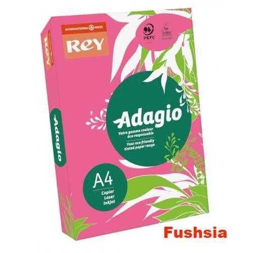 A4 80gsm Fushia Paper (500 Sheets)