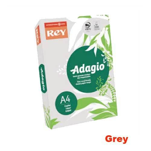 A4 80gsm Grey Paper (500 Sheets)