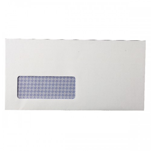 DL Window Envelopes Box 1000
