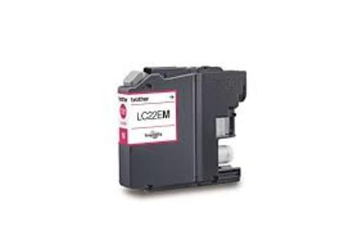 Brother LC22EM Magenta Ink Cartridge