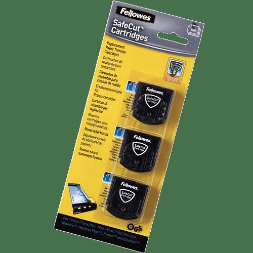 Fellowes Safecut Cartridges Accessory - Wave, Perforate, Fold