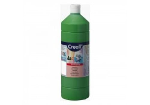 Creall Mid Green Poster Paint 1 Litre