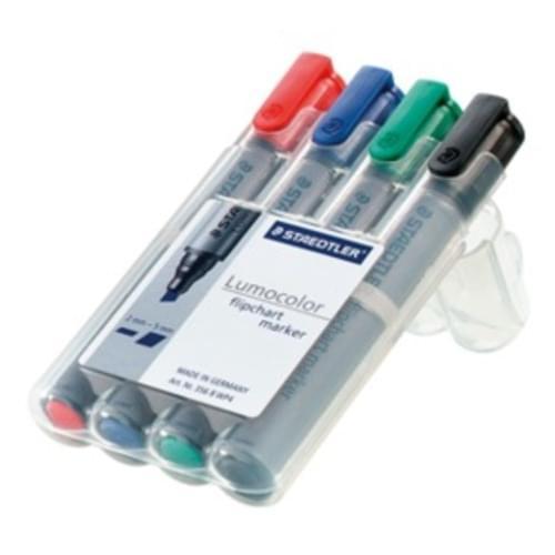 Staedtler Lumocolor Flipchart Markers