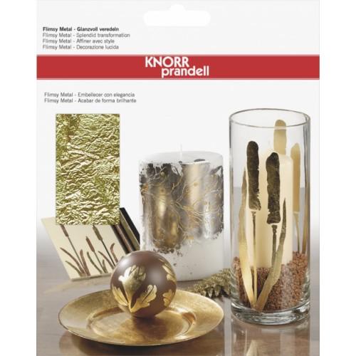 Knorr Prandell Gold Leaf Sheets