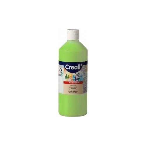 Creall Poster Paint 500ml Light Green