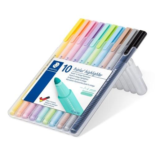 Staedtler triplus® textsurfer® 362 Assorted Colours