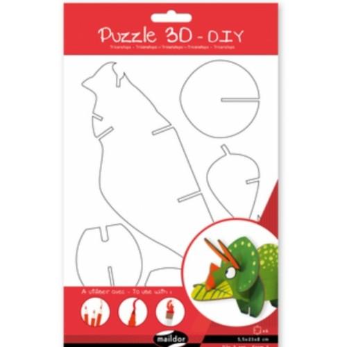 Maildor 3D Puzzle - Dinosaur