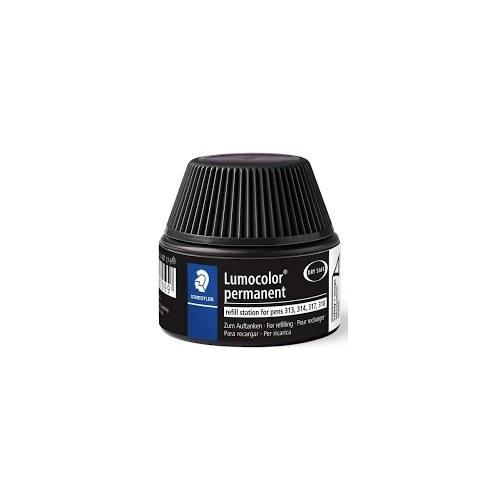 Staedtler Lumocolor® permanent marker refill station 488 50 Black