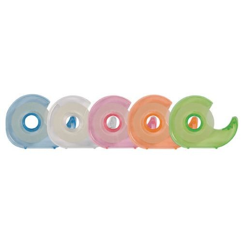 Q-Connect Adhesive Tape 19mm x 33m with Dispenser (one only)