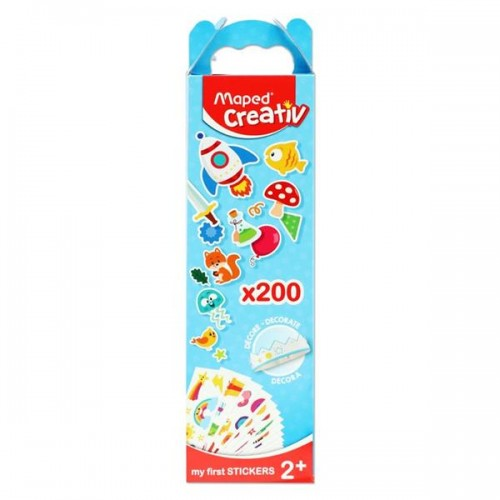 Maped Creativ Early Age Pkt.200 My First Stickers