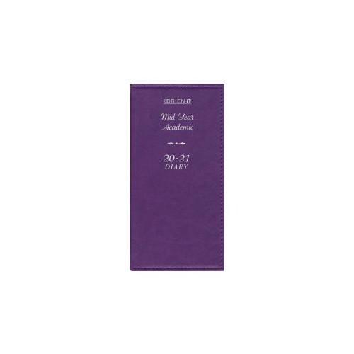 O'Briens Deluxe Pocket Diary 2020-21