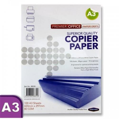 Premier Office A3 80gsm Copier Paper