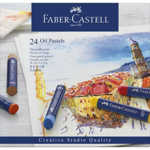 Charcoal & Pastels