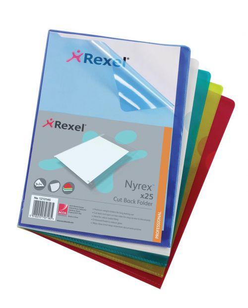 Open 2 Side Folders