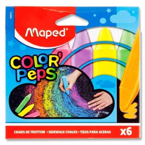 Crayons & Chalk