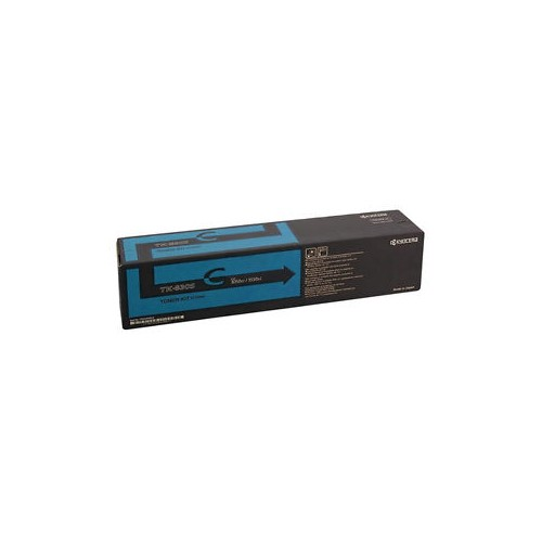 Kyocera Cyan Toner for 3050ci/3550ci with hardware service cover