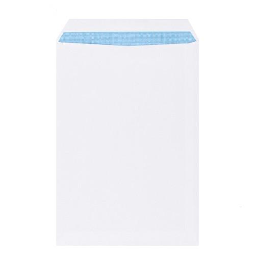 C4 Plain Pocket S/S Env White 90gsm  (Pk250)