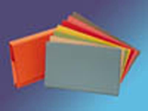 Scott-Law Executive Full Flap Pocket Files Red Pk50