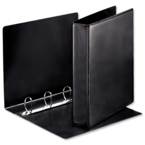 Presentation Ring Binder A4 25mm Black Each