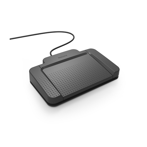 USB Foot Control - 3 Pedal (Phi) Style
