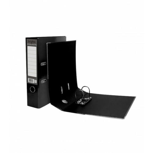 A4 Pukka Brights Black Leverarch File Pk10